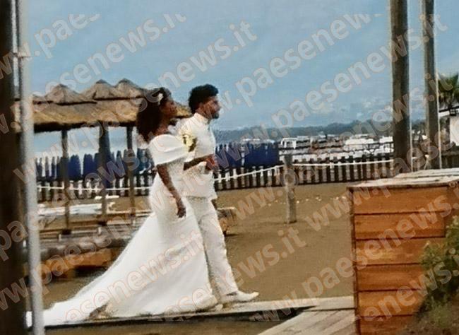 Marco Maddaloni ha sposato Romina: presenti tanti ex dell'Isola dei Famosi