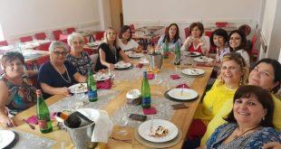 MARZANO APPIO – Pranzo di fine anno per le insegnanti della scuola primaria