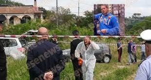 Teano / Vairano Patenora – Un profondo taglio alla gola, prodotto da una motosega: così è morto Mirko