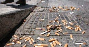 Pignataro Maggiore – Cicche di sigarette abbandonate in strada, la Patrimonio regala posacenere portatile per combatterela cattiva abitudine
