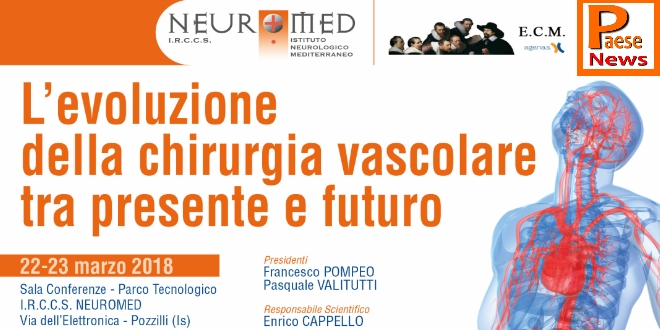neuromed evoluzione chirurgia vascolare