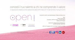 """TEANO – """"Open"""", esposizione d'arte contemporanea al complesso dell'Annunziata"""
