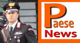 Vairano Patenora – Ferisce due carabinieri e sfascia una porta della caserma, 40enne arrestato (il video del fermo)