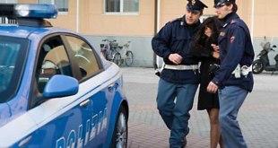 Caserta / Roma – Brillante operazione della Polizia di Stato, arrestata banda di nomadi specializzata in furti in abitazioni