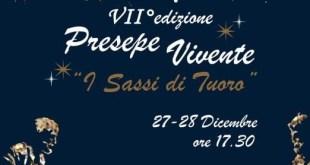 Sessa Aurunca – Presepi viventi, 28 dicembre al Castello Ducale ed il 27 e 28 dicembre ai Sassi di Tuoro