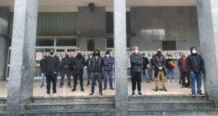 """CASERTA – Protesta degli esercenti: """"Non vogliamo sussidi, vogliamo solo continuare a lavorare in sicurezza"""""""