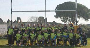 Santa Maria Capua Vetere – Rugby Clan, Campionato Regionale serie C. La prima partita in casa contro il Benevento