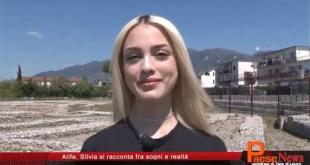 ALIFE – Silvia: sogno il mondo dello spettacolo, ma non abbandono lo studio (il video con l'intervista)