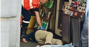 VAIRANO PATENORA – Sparatoria in una libreria, ci sono morti e feriti. Ambulanze e carabinieri sul posto.