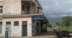 ALIFE / PIEDIMONTE MATESE – TRATTA FERROVIARIA ALIFANA, CHIUSURA DI 6 PASSAGGI A LIVELLO