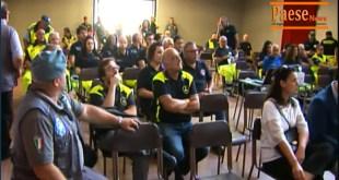Vairano Patenora – Protezione civile, mega raduno nella frazione Scalo (il video con le interviste)