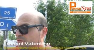 Ciorlano / Prata Sannita – Orrore sul bus Clp, il racconto del testimone. Rintracciato l'autista del camion (il video con l'intrervista)