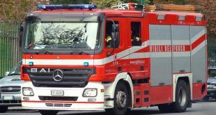 MONDRAGONE – Roghi, vigili del fuoco in via Padule per domare le fiamme