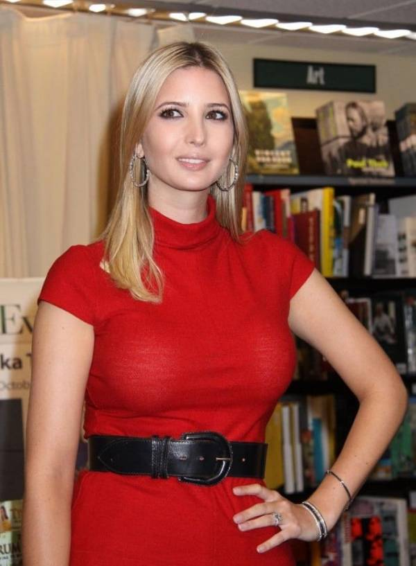 13 Photos Of Ivanka Trump Which Can Make Hollywood ...