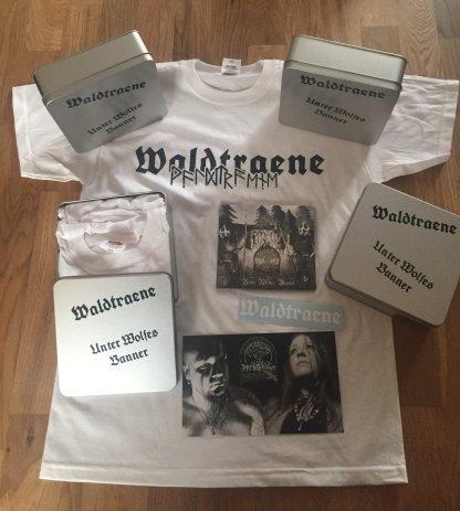 Waldtraene - Unter Wolfes Banner Metallbox (limited)