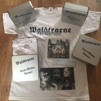 Waldtraene - Unter Wolfes Banner Metallbox (limited)