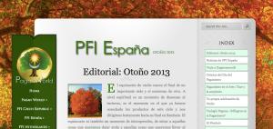 Boletín Otoño 2013