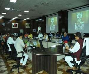 Uttarakhand Cabinet Meeting