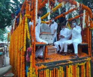 Last Journey of Kalyan Singh: