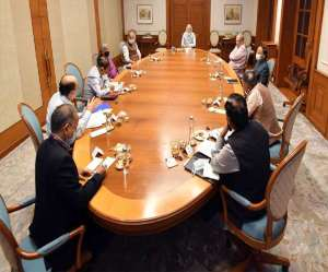 cabinet committee on security: