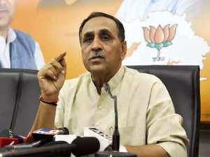 Vijay Rupani resigns: