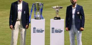 India vs England 5th test: