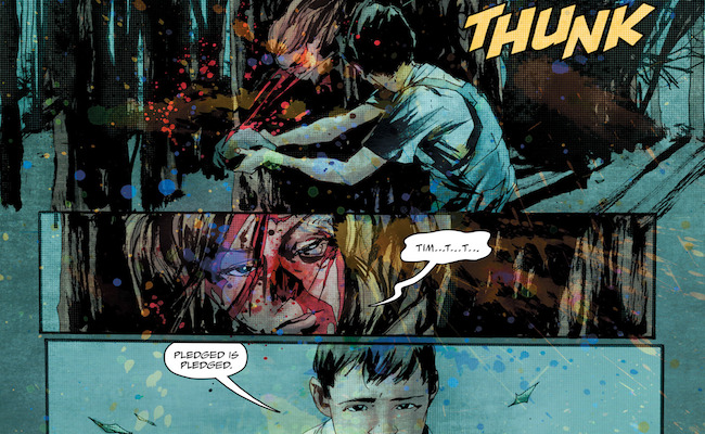 Wytches, um deslumbre de terror de Scott Snyder e Jock | Críticas | Revista Ambrosia