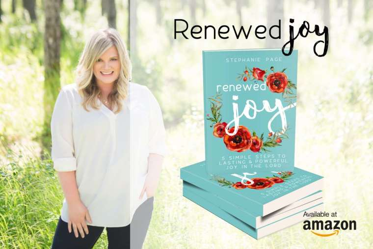 Renewed Joy, Available on Amazon.com
