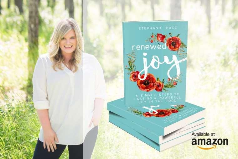 Renewed Joy, Stephanie Page pageofjoy.com