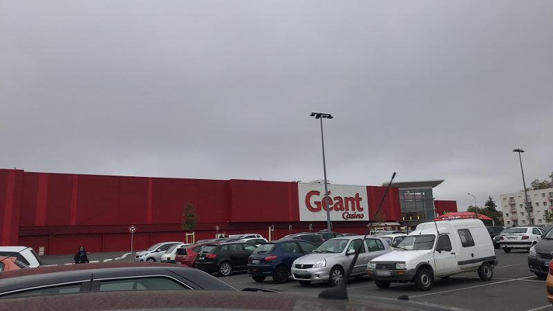 geant casino nevers supermarches