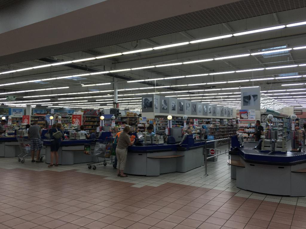 centre leclerc chatellerault