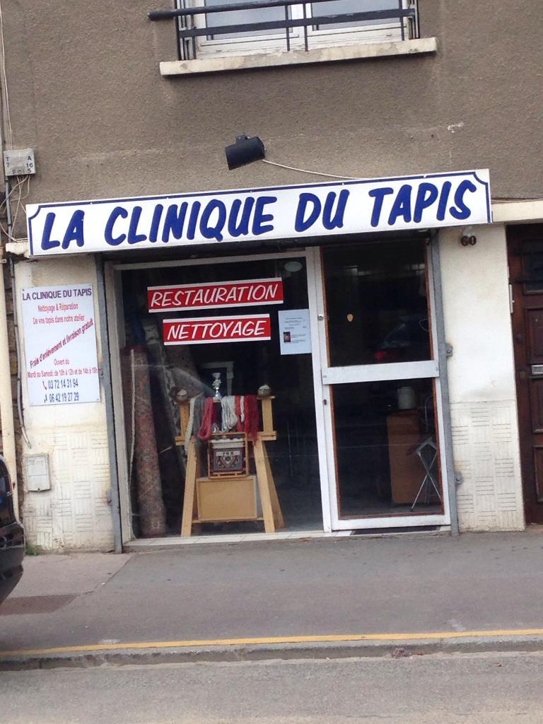 la clinique du tapis nancy