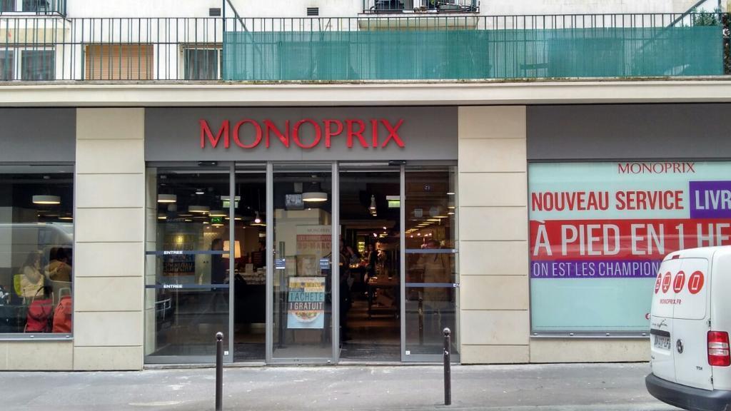 Monoprix Paris Supermarches Hypermarches Adresse Avis