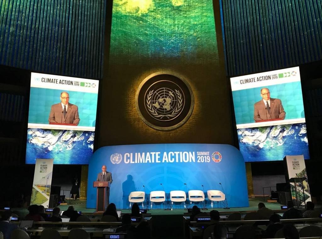 Monaco participe au Sommet Action Climat des Nations Unies