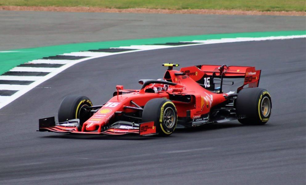 Charles Leclerc joue l'apaisement avec Ferrari