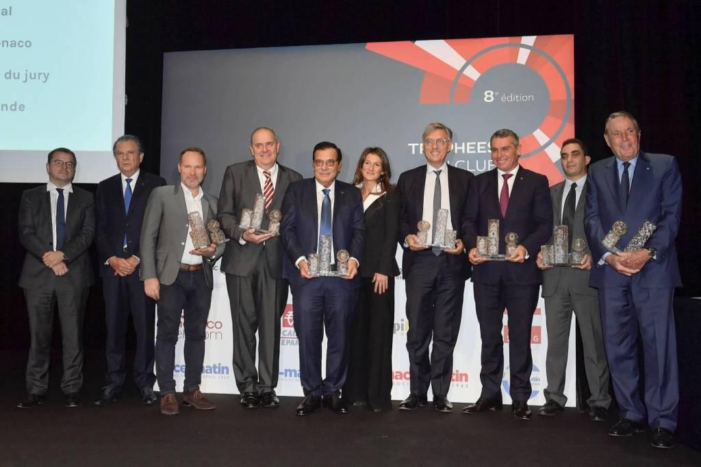 Trophées du Club de l'Eco Monaco-Matin
