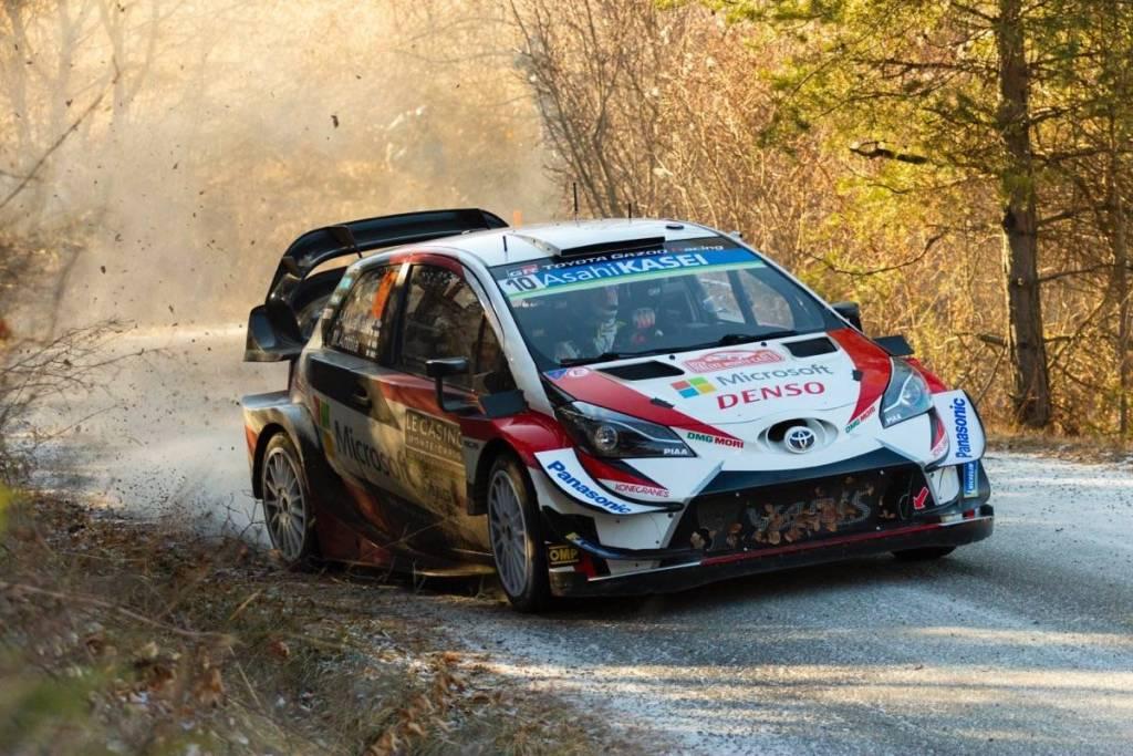 L'oeil de L'ingénieur sur Le Rallye Monte-Carlo