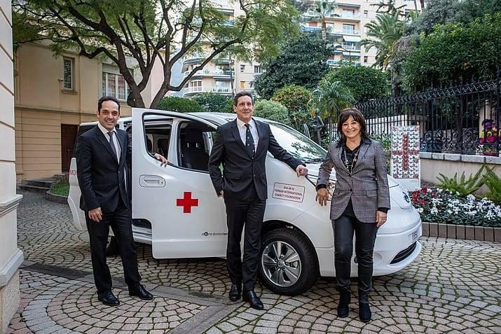 La Croix-Rouge Se Met au Vert