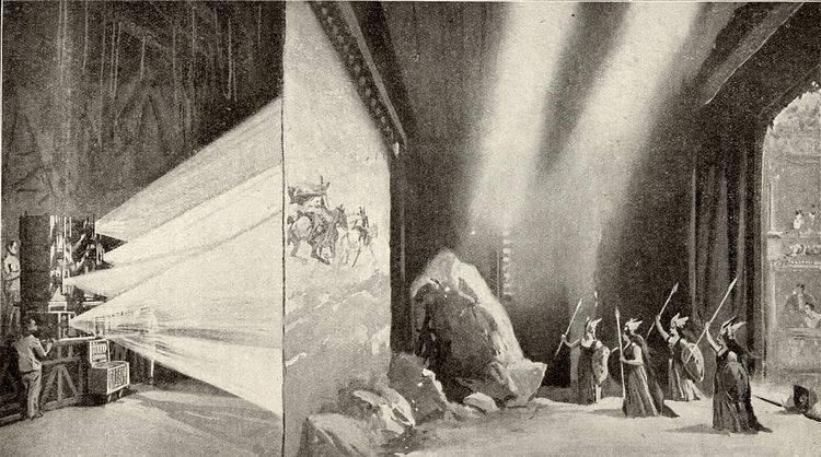 Les «décors lumineux» de 1904 renaissent à la Villa Paloma