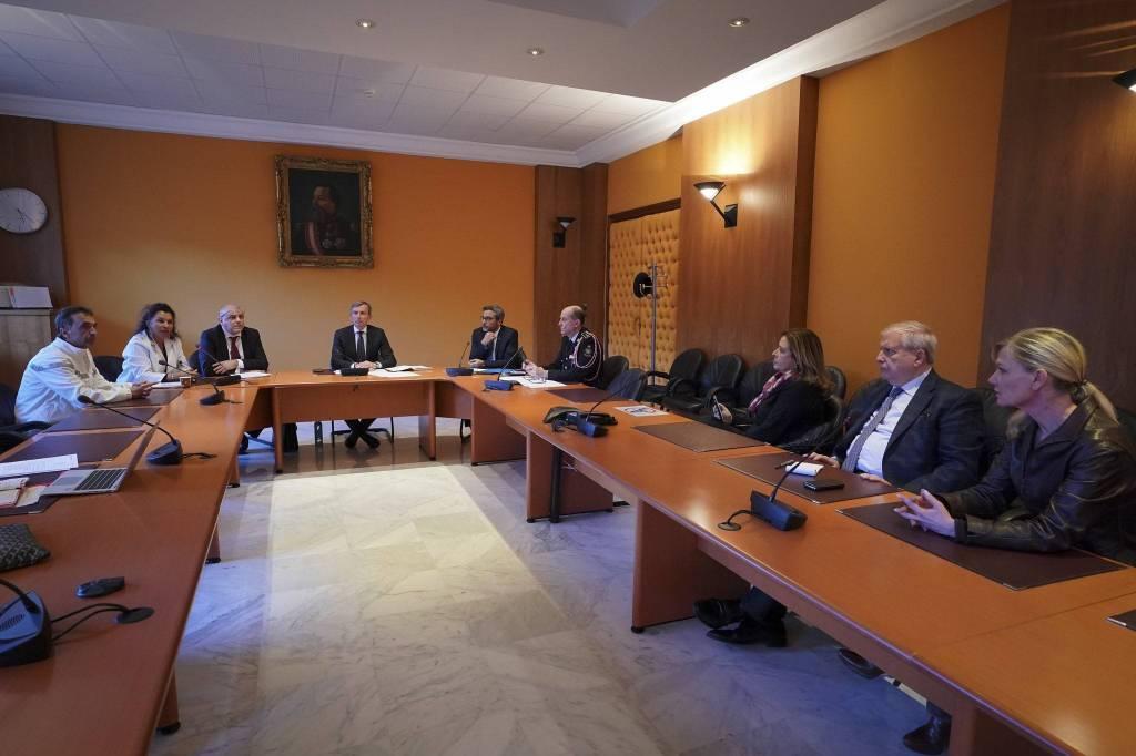 Ecoles, télétravail et manifestations : les mesures du gouvernement de Monaco face au Coronavirus