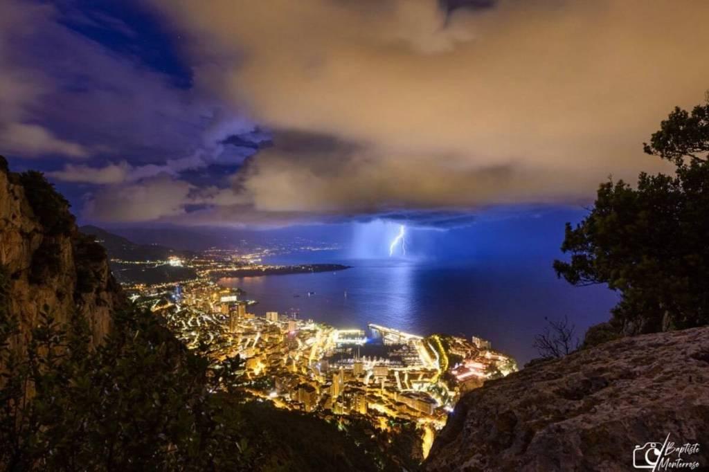 Les superbes photos d'orage de Baptiste Monterroso