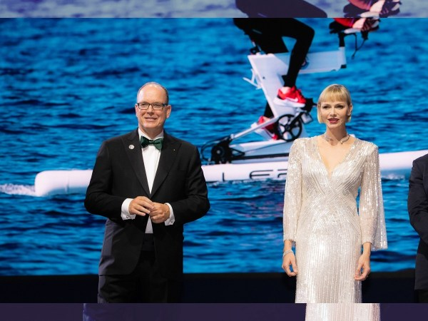 Sting à l'honneur pour le monte-carlo gala for planetary health