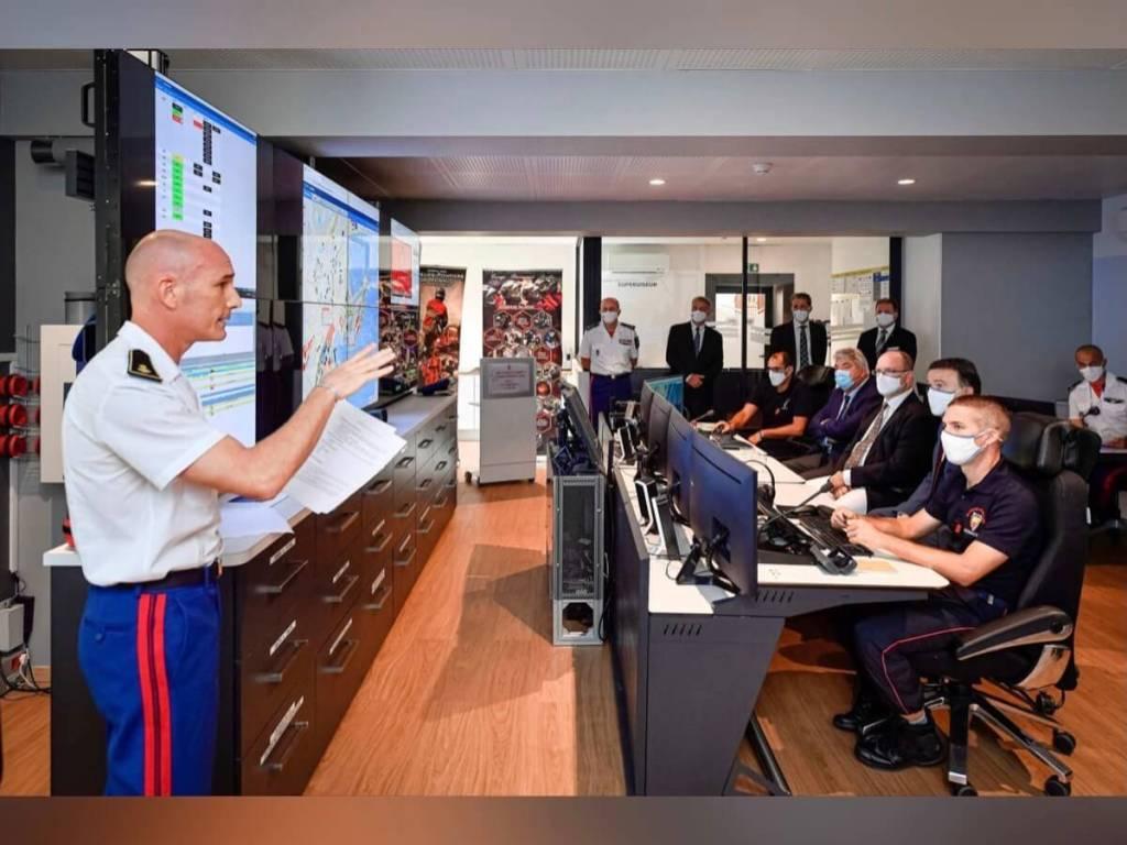 Le CGECOS, nouveau centre de coordination des secours