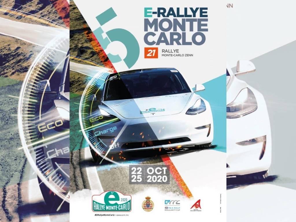 E-rallye monte-carlo 2020