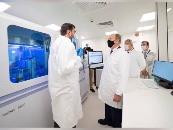 Monaco inaugure son laboratoire autonome