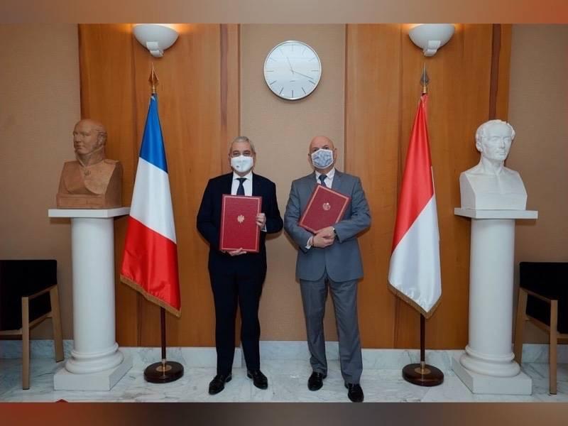 Monaco et la France ensemble pour soutenir la jeunesse méditerranéenne