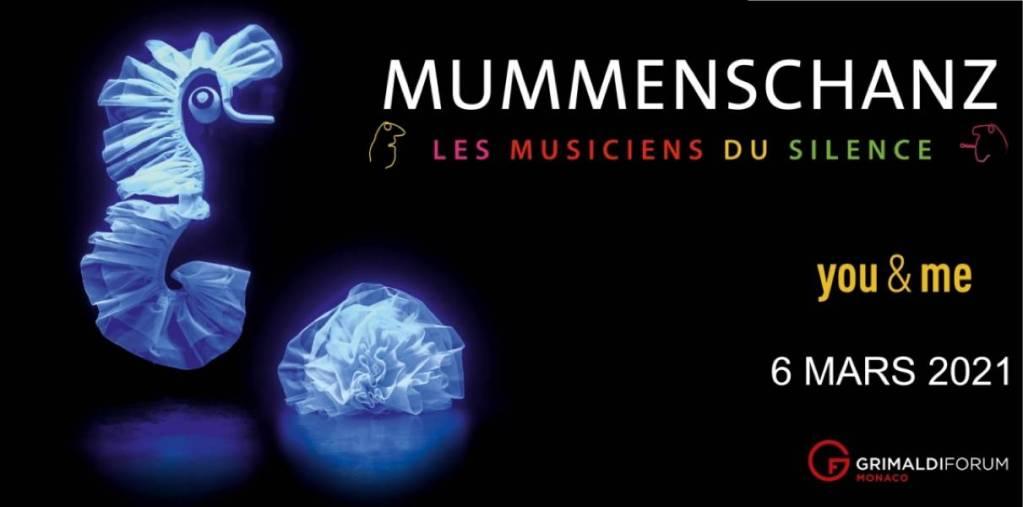 Mummenschanz, les musiciens du silence au Grimaldi Forum