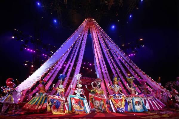 43e festival international du cirque de Monte-Carlo ce vendredi soir sur France 3