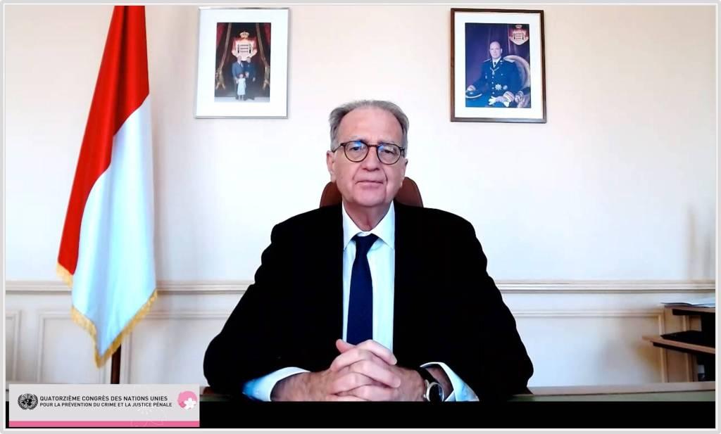 Monaco participe au 14e Congrès des Nations Unies pour la prévention du crime et la justice pénale