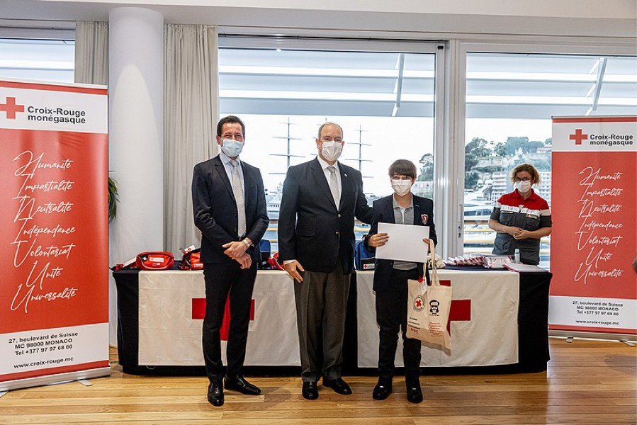 La Croix-Rouge remet ses diplômes de secouriste